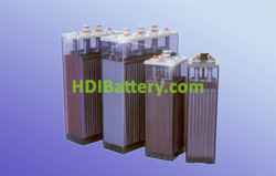 Batería solar 7OPZS490 2V 775AH C100